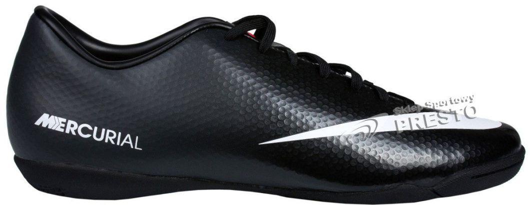 autentyczna jakość przystojny unikalny design Nike Buty halowe Mercurial Victory IV IC czarne r. 45 ID produktu: 1622791