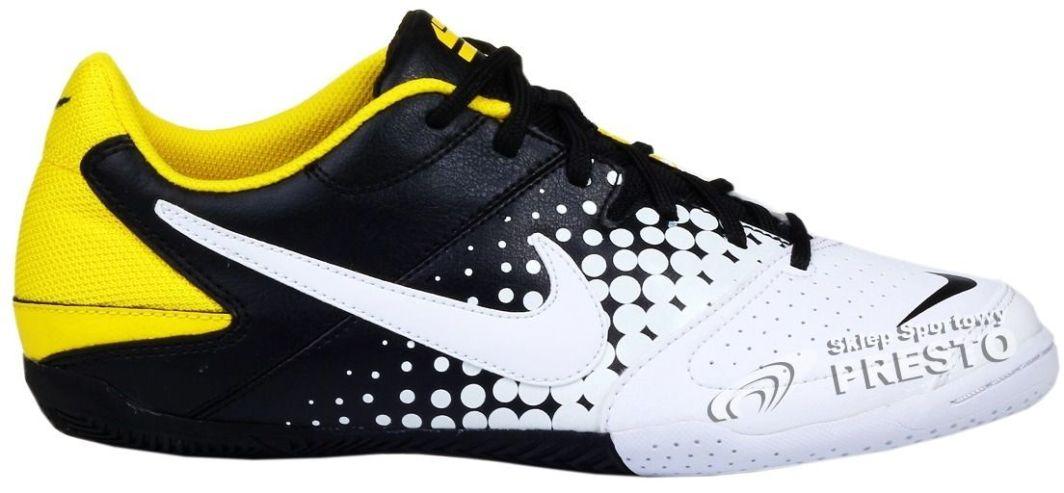 Nike Buty halowe Elastico 5 czarno żółto białe r. 45 ID produktu: 1622941