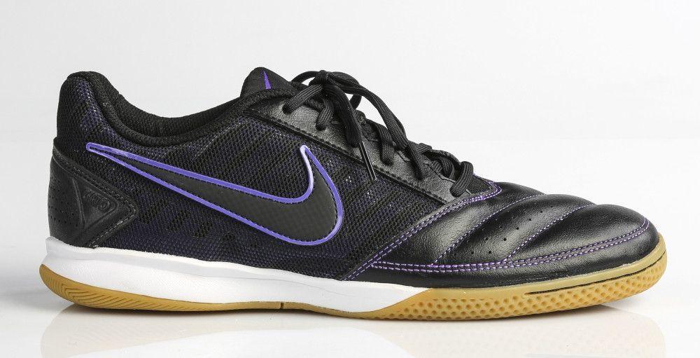 0a2e1db29 Nike Buty halowe Gato II czarno-fioletowe r. 45 w Sklep-presto.pl