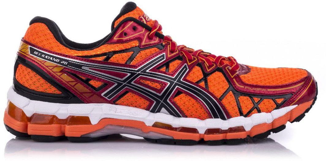 Asics Buty męskie biegowe Gel Kayano 20 pomarańczowe r. 42.5 ID produktu: 1623385