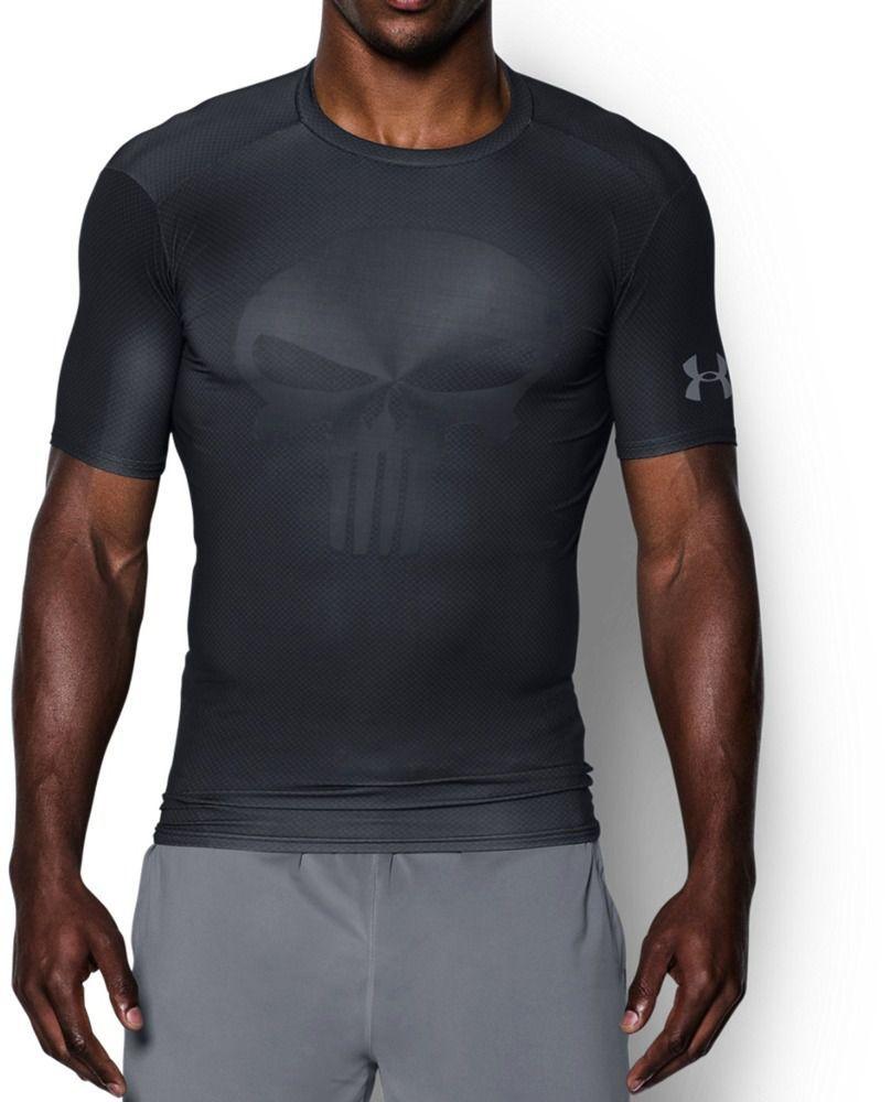 nowy wygląd kupuj bestsellery specjalne do butów Under Armour Koszulka męska Alter Ego Transform Yourself Punisher czarna r.  XXL ID produktu: 1623542