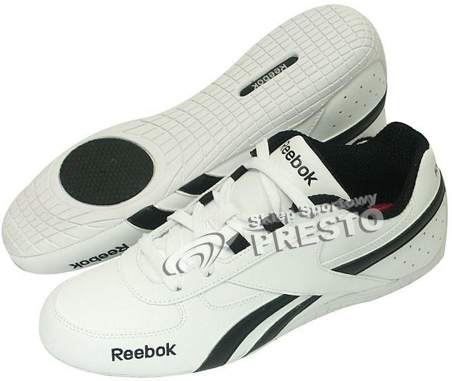 50% ceny Nowe Produkty przemyślenia na temat Reebok Buty sportowe damskie Octane 91-268915 białe r. 38.5 ID produktu:  1623900