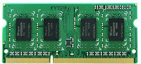 Pamięć dedykowana Synology SO-DIMM DDR3, 4GB do DiskStation DS918+, DS718+, DS218+, DS418play (D3NS1866L-4G) 1