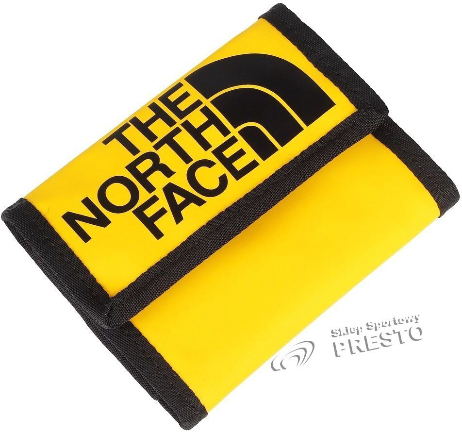 najniższa zniżka profesjonalna sprzedaż autoryzowana strona The North Face Portfel Base Camp Wallet The North Face żółto-czarny uniw -  617932486330 ID produktu: 1624925