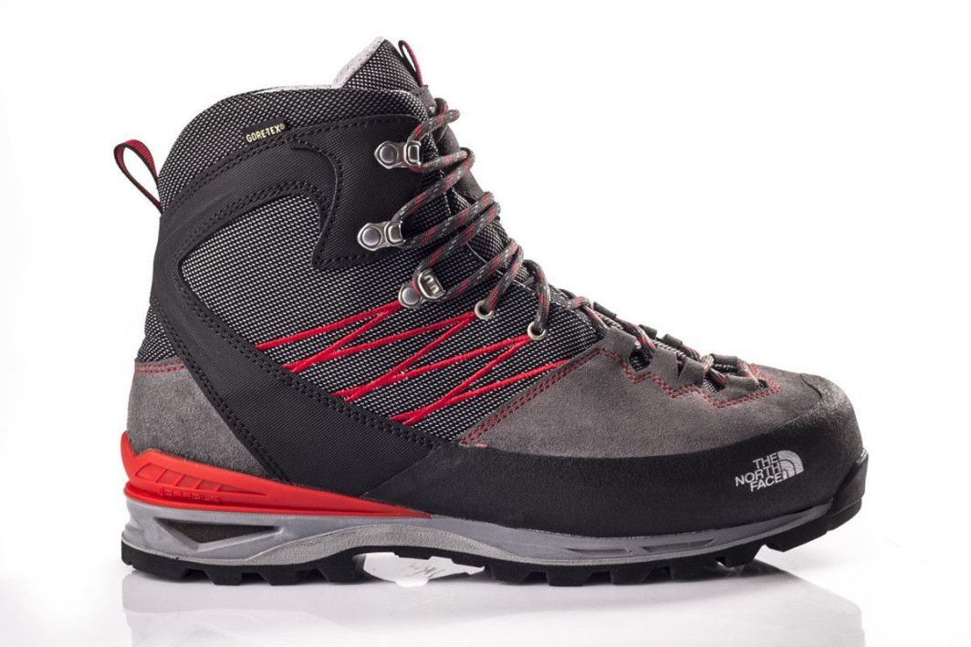 ff74ced9 The North Face Buty męskie Verbera Lightpacker GTX Black/TNF Red r. 46 w  Sklep-presto.pl