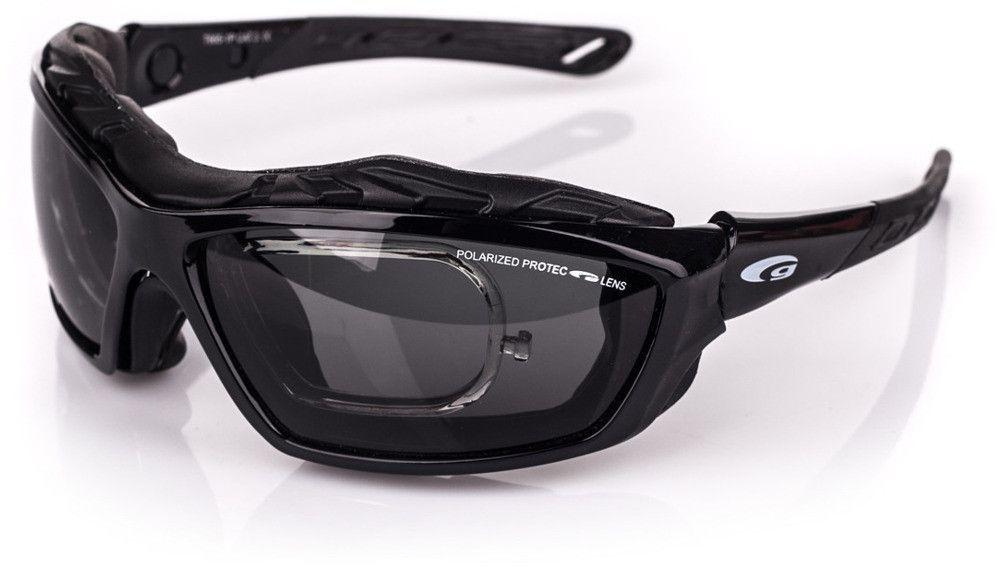 Okulary sportowe Goggle T665 PR Polaryzacja i ramka