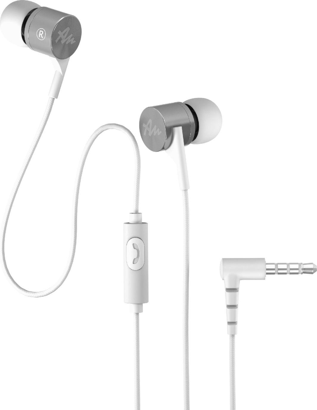 Słuchawki Audictus Explorer White (AWE-0964) 1