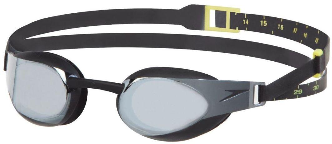 Poner un poco enfermo  Speedo Okulary pływackie FastSkin Elite Mirror Speedo czarny uniw -  2000011107192 w Sklep-presto.pl