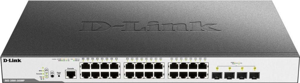 Switch D-Link DGS-3000-28XMP 1