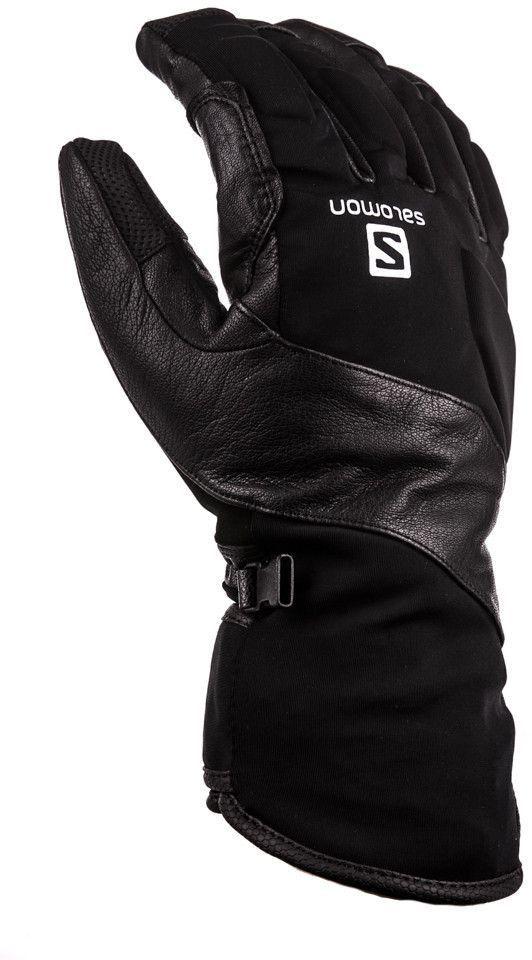 Salomon Rękawice narciarskie softshell męskie Vision GTX czarne r. XL ID produktu: 1628117