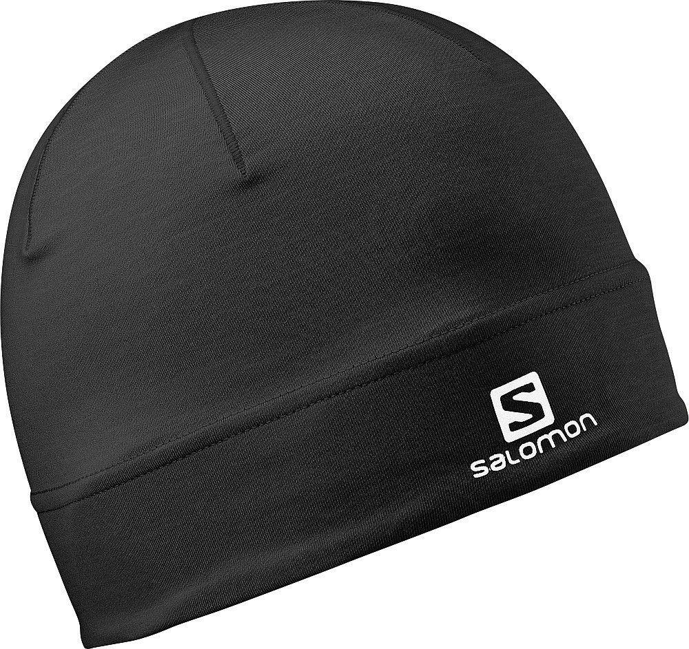 Salomon Czapka biegowa Active Beanie Black r. uniw ID produktu: 1628146