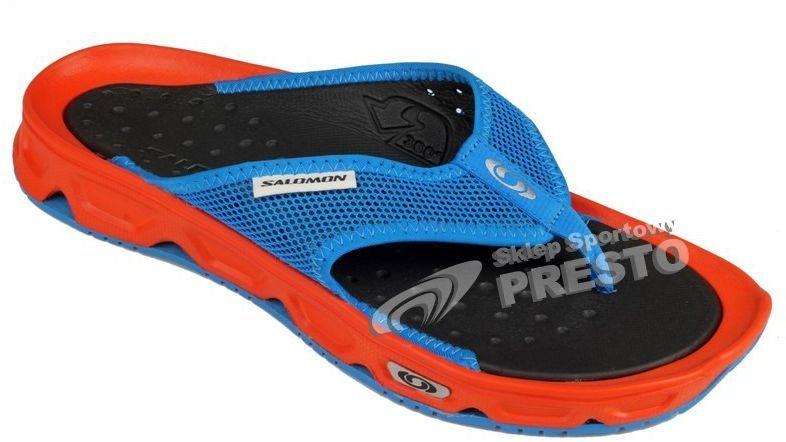Salomon Japonki męskie RX Break niebiesko pomarańczowe r. 42 23 (80694770144) ID produktu: 1628310