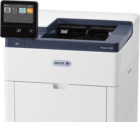 Drukarka laserowa Xerox VersaLink C500 (C500V_DN) 1