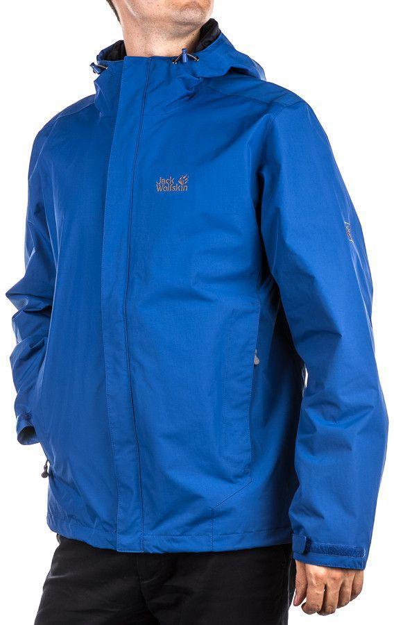 dobra jakość ujęcia stóp 50% ceny Jack Wolfskin Kurtka męska Laconic Texapore M 10.000 Classic Blue r. XXL ID  produktu: 1628393