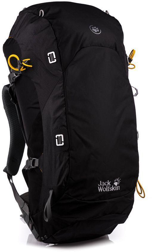 a0ca5a93763ed Jack Wolfskin Plecak wspinaczkowy EDS Dynamic Pack 38 Jack Wolfskin Black  uniw - 4052936800670 w Sklep-presto.pl