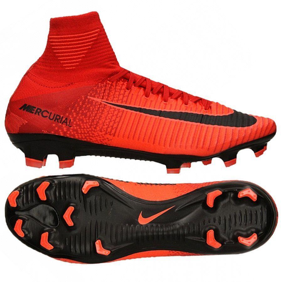przyjazd buty sportowe strona internetowa ze zniżką Nike Buty piłkarskie Mercurial Superfly V DF FG czerwone r. 41 (831940 616)  ID produktu: 1628715