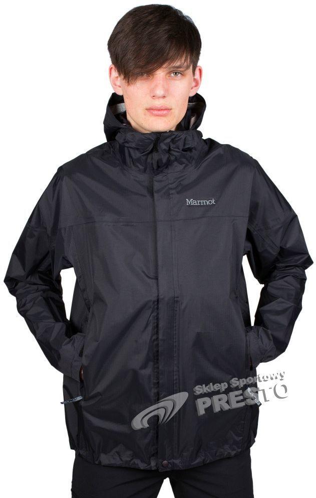 Marmot Kurtka męska PreCip Black r. XL ID produktu: 1630432