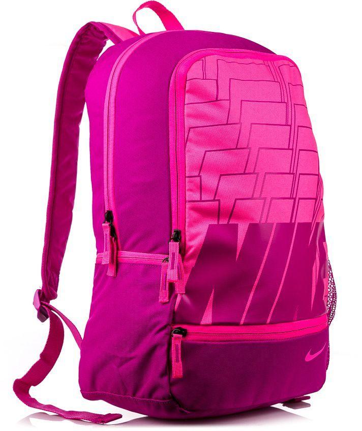 95711de7548c2 Nike Plecak sportowy Classic North 18 Nike fioletowo-różowy uniw -  883418948023 w Sklep-presto.pl