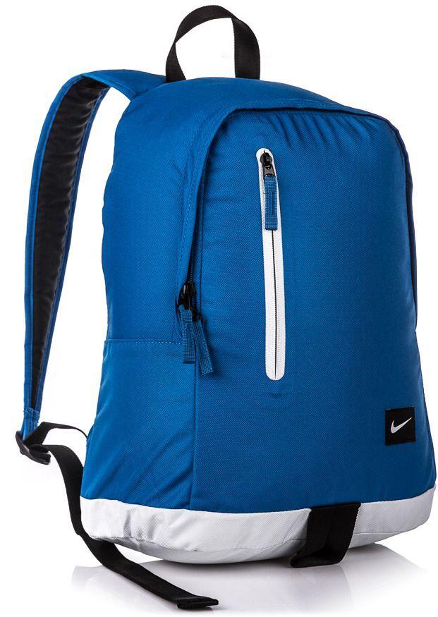abd2e68fc7651 Nike Plecak sportowy All Access Halfday 19 Nike niebiesko-szary uniw -  886066479437 w Sklep-presto.pl