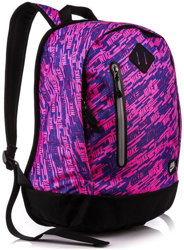 668fd2809bf44 Nike Plecak sportowy YA Cheyenne 19 Nike różowo-fioletowy uniw ...