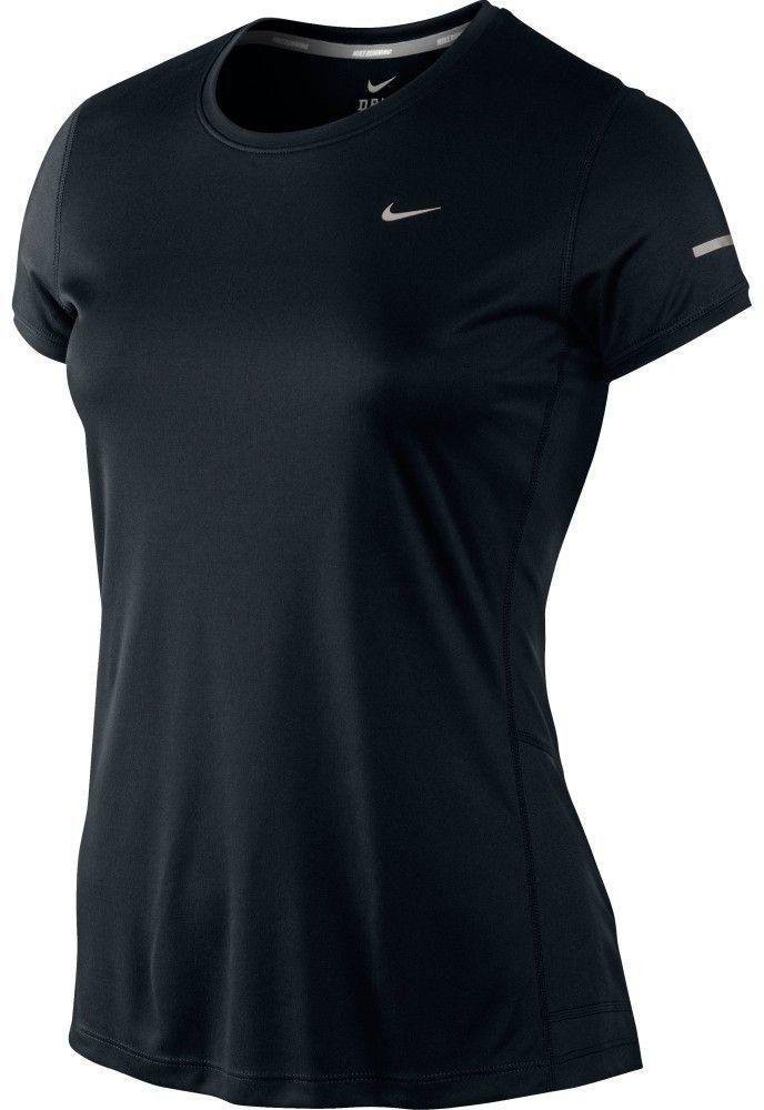 Nike Koszulka damska Dri Fit Miller SS Crew Black r. S ID produktu: 1631259