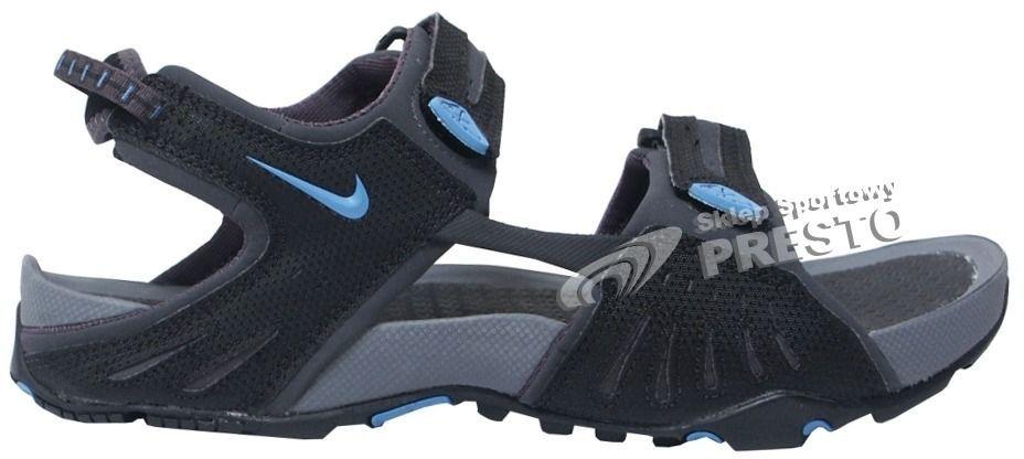 bc6eae58 Nike Sandały męskie Santiam 4 czarne r. 44 (883412677073) w Sklep-presto.pl