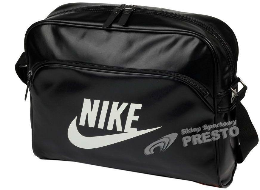 oficjalny dostawca sprzedaż 50% ceny Nike Torba na ramię Heritage SI 10 Track Nike czarny uniw - 886668466798 ID  produktu: 1631292