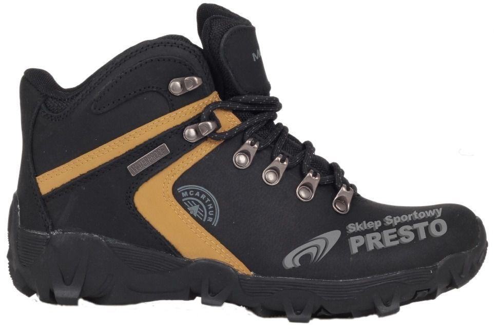 McArthur Buty trekkingowe W10 F Tr 14 BK McArthur 39 2000010403905 ID produktu: 1631530