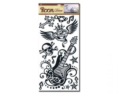 Sticker BOO Dekoracja ścienna Rock (RDA 8846) 1