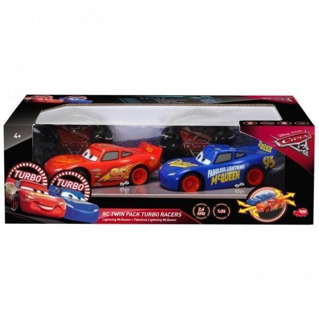 Simba Auta 3 RC 2-pack Zygzak McQueen 17 cm (262765) 1