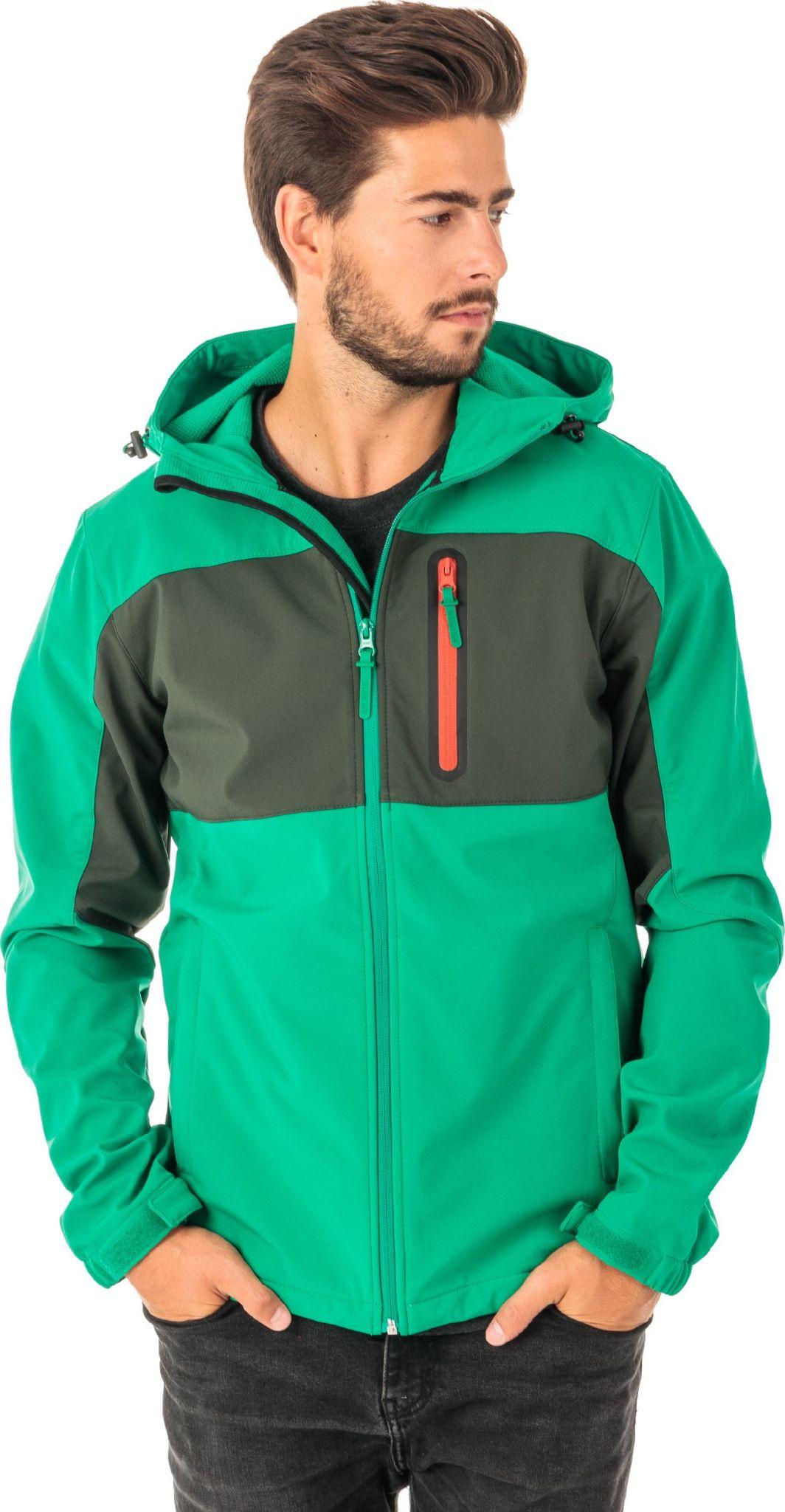 Iguana Kurtka męska Softshell Mosi Ultramarine Green r. M ID produktu: 1634159