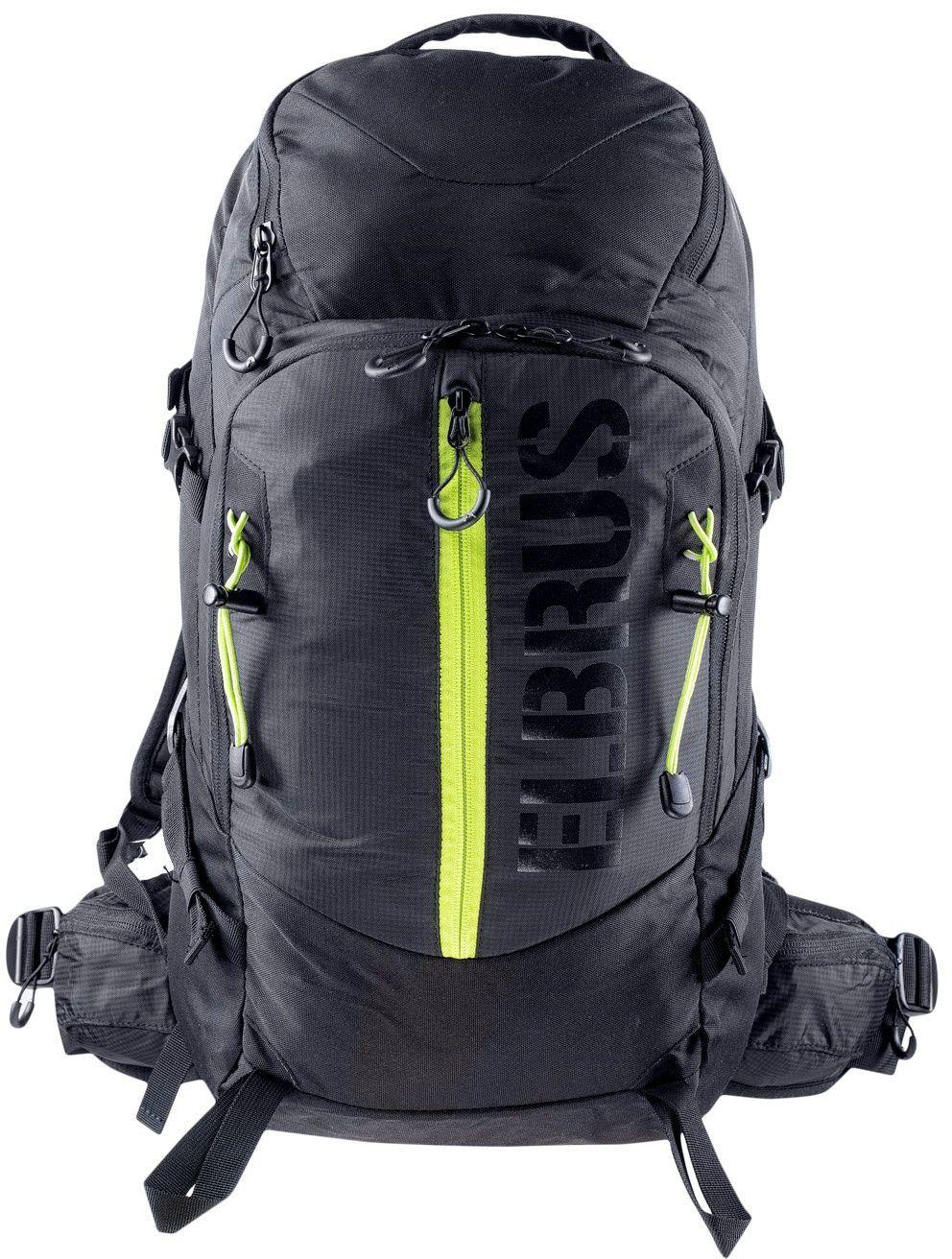 90a347d157eb5 Elbrus Plecak turystyczny Sirac 40 L czarny r. Uniwersalny w Sklep-presto.pl