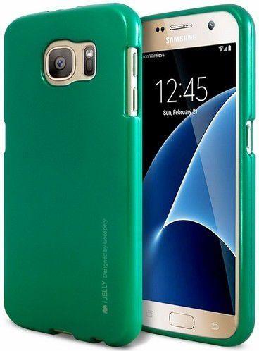 Mercury Etui I-Jelly Samsung J7 J730 2017 zielony matowy (Mer002548) 1