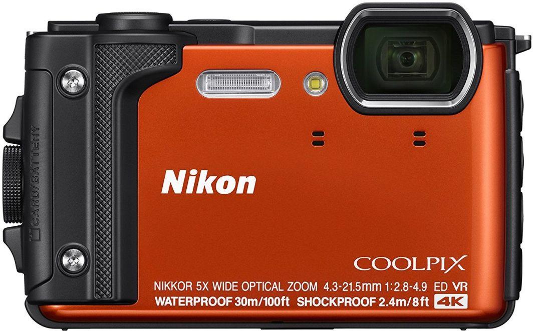 4a865430b4ce7 Nikon Coolpix W300 Pomarańczowy + plecak w Morele.net