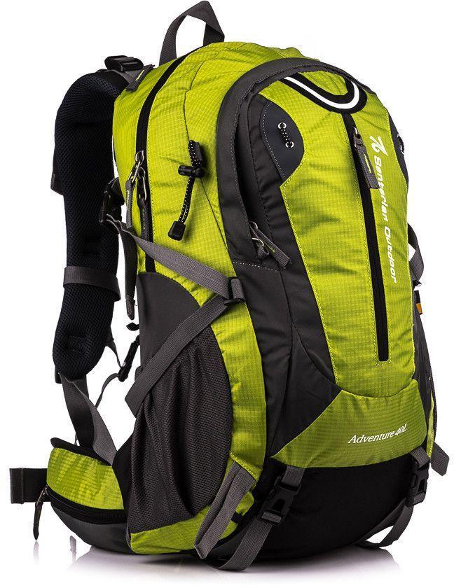 4267cf6668c17 Senterlan Plecak trekkingowy Adventure Outdoor 40 Senterlan zielony uniw -  2000010942978 w Sklep-presto.pl