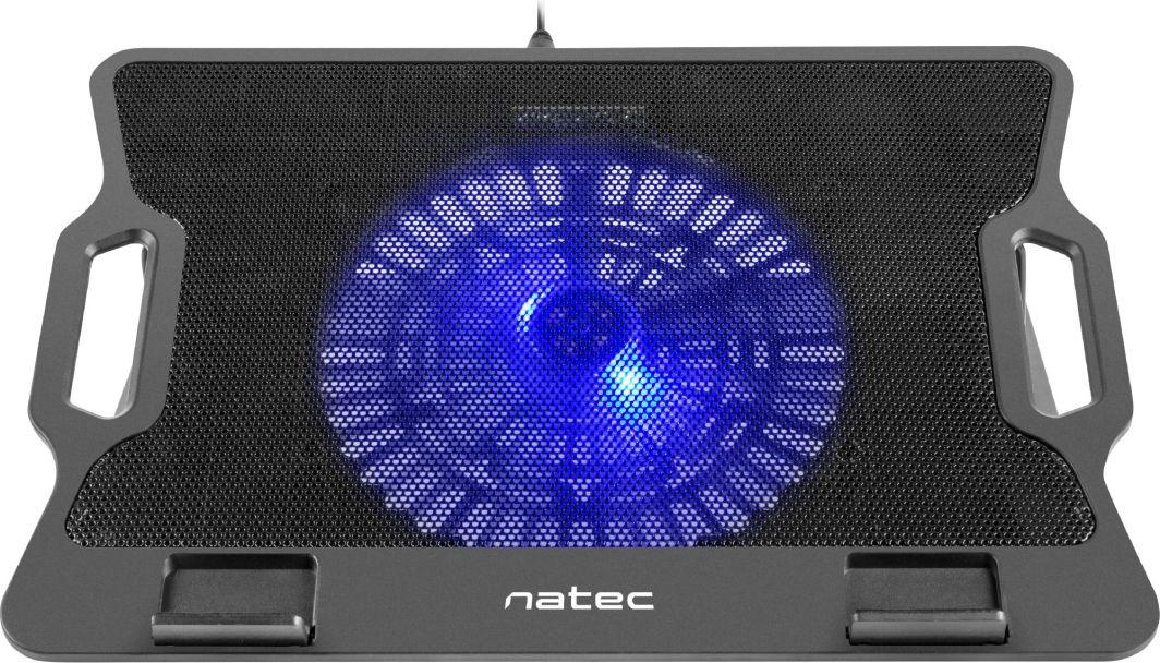 """Podstawka chłodząca Natec Dipper Black 12.1-15.6"""" (NPL-1067) 1"""