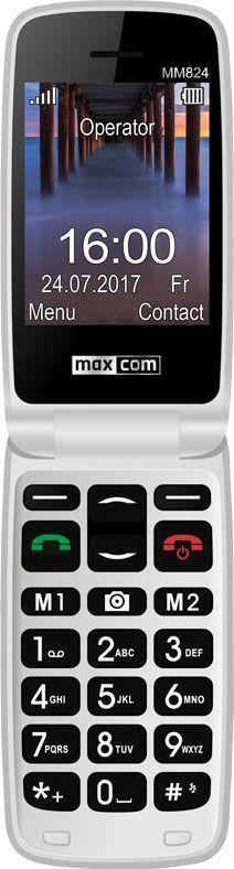 Telefon komórkowy Maxcom Comfort MM824 (MAXCOMMM824CZARNY) 1
