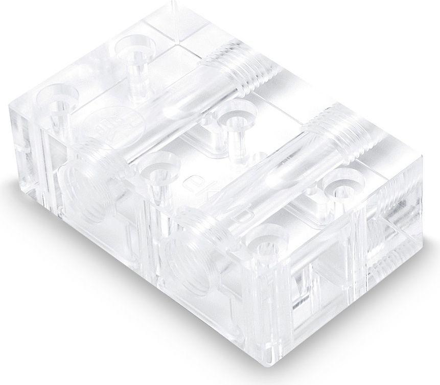 EK Water Blocks EK-FC Terminal X2 1-slot Acryl 1