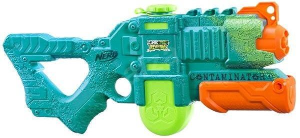 Hasbro Pistolet na wodę - Nerf, Super Soaker Zombie Strike Revenge Contaminator (C0695) 1