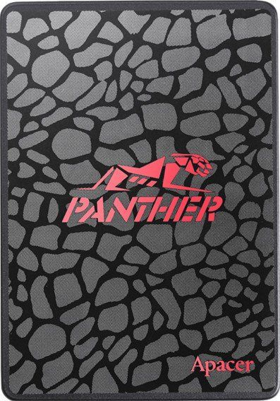 """Dysk SSD Apacer AS350 Panther 120 GB 2.5"""" SATA III (AP120GAS350-1) 1"""