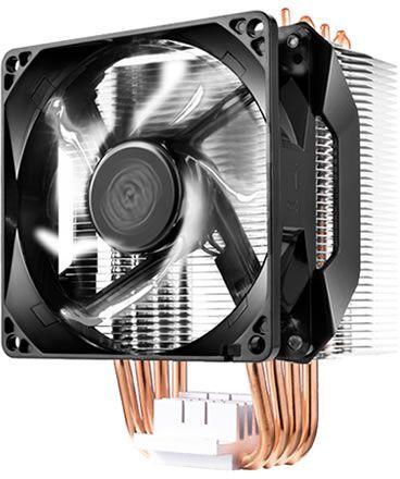 Chłodzenie CPU Cooler Master Hyper H411R LED (RR-H411-20PW-R1) 1