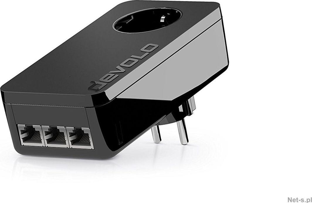 Urządzenie PLC Devolo dLAN pro 1200+ tripple (9923) 1