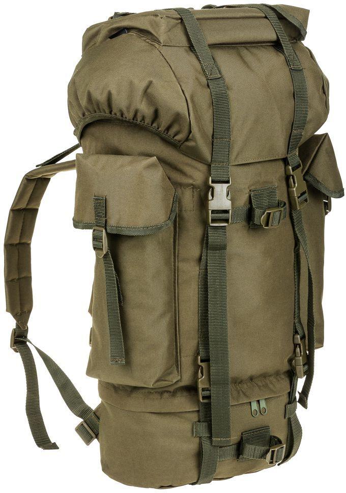 8a5a603288817 Mil-Tec Plecak wojskowy turystyczny German 65 Mil-Tec Olive uniw ...