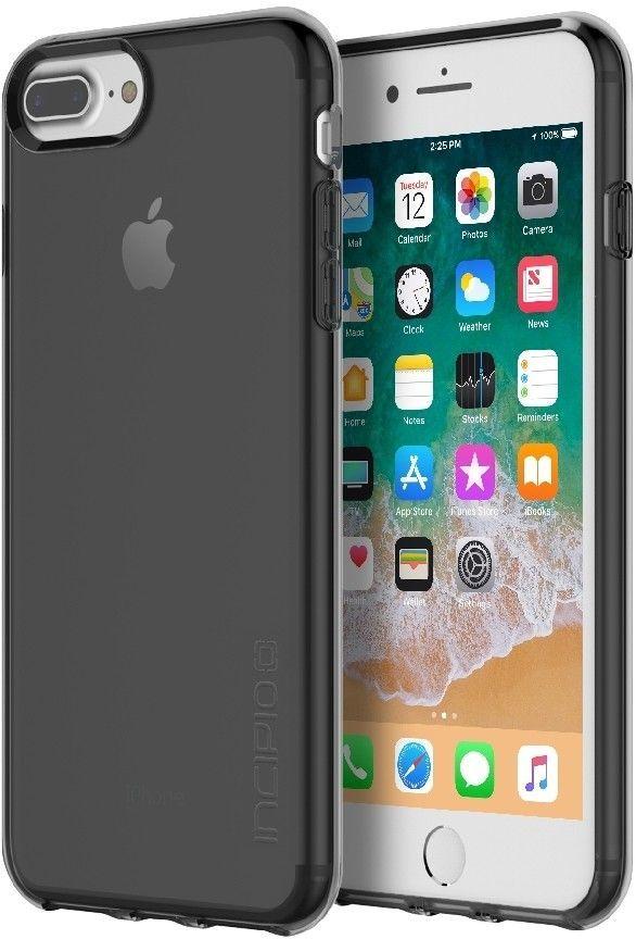 Incipio Etui NGP Pure Case do Apple iPhone 8 plus 7 plus 6S plus 6 plus czarny (IPH-1506-BLK) 1