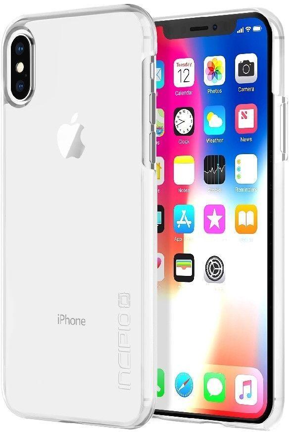 Incipio Etui Feather Pure Case do Apple iPhone X przezroczysty (IPH-1644-CLR) 1
