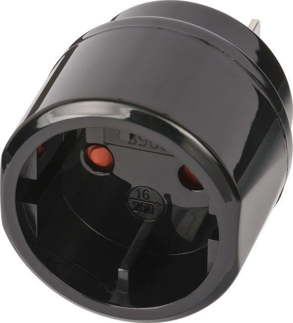 Brennenstuhl Adapter podróżny Euro/USA i Japonia (1508450) 1