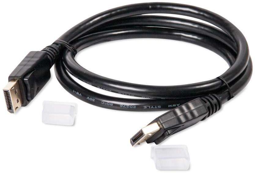 Kabel Club 3D DisplayPort - DisplayPort 1m czarny (CAC-2067) 1