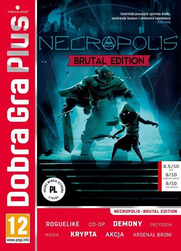 Dobra Gra Plus: Necropolis: Brutal Edition PC 1