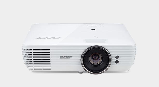 Projektor Acer M550 lampowy 3840 x 2160px 3000lm DLP  1