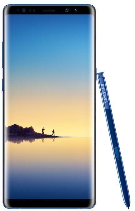 Smartfon Samsung Galaxy Note 8 64 GB Dual SIM Niebieski  (SM-N950FZBDXEO) 1